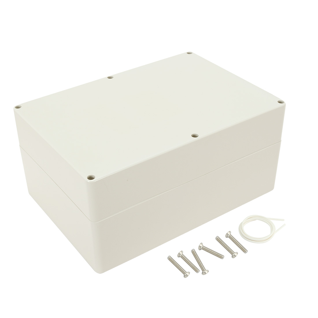 """10.4""""x7.2""""x4.9"""" ABS Junction Box Universal Electric Project Enclosure"""