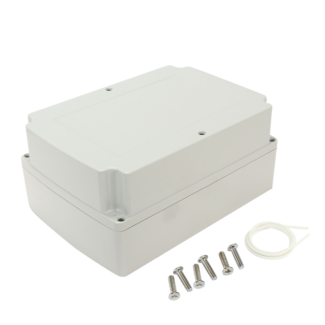 "11""x7.7""x5.3""(280mmx195mmx135mm) ABS Junction Box Universal Electric Project Enclosure"