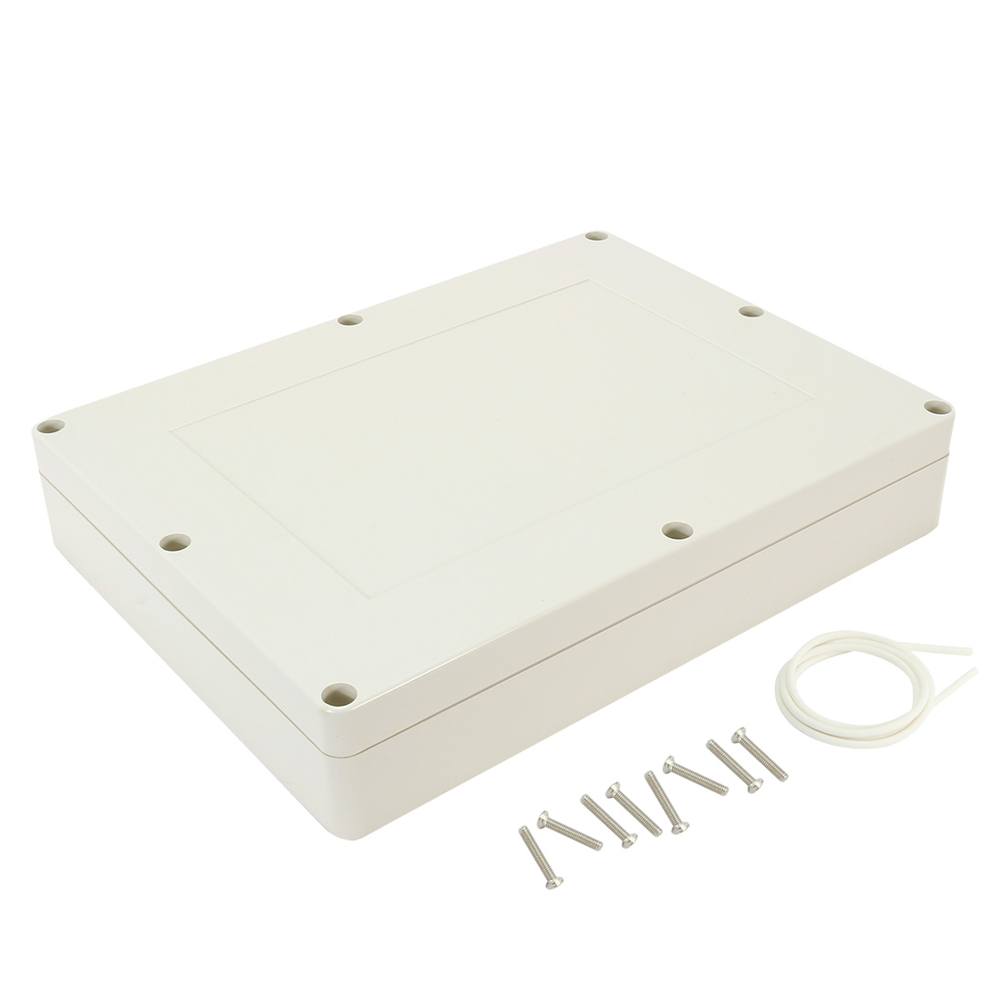 "12.6""x9.5""x2.3""(320mmx240mmx60mm) ABS Junction Box Universal Electric Project Enclosure"