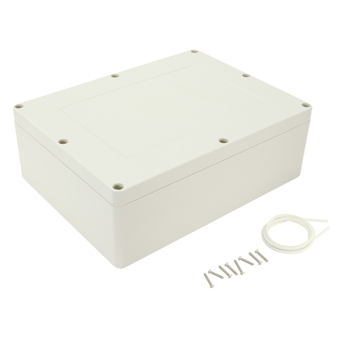 "12.6""x9.45""x4.3""ABS Junction Box Universal Electric Project Enclosure"
