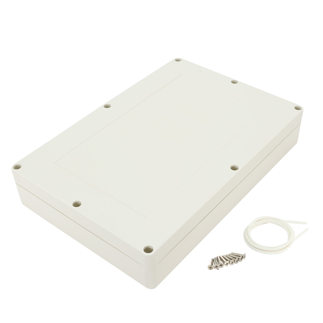 "15""x10.2""x2.76""(380mmx260mmx70mm) ABS Junction Box Universal Electric Project Enclosure"