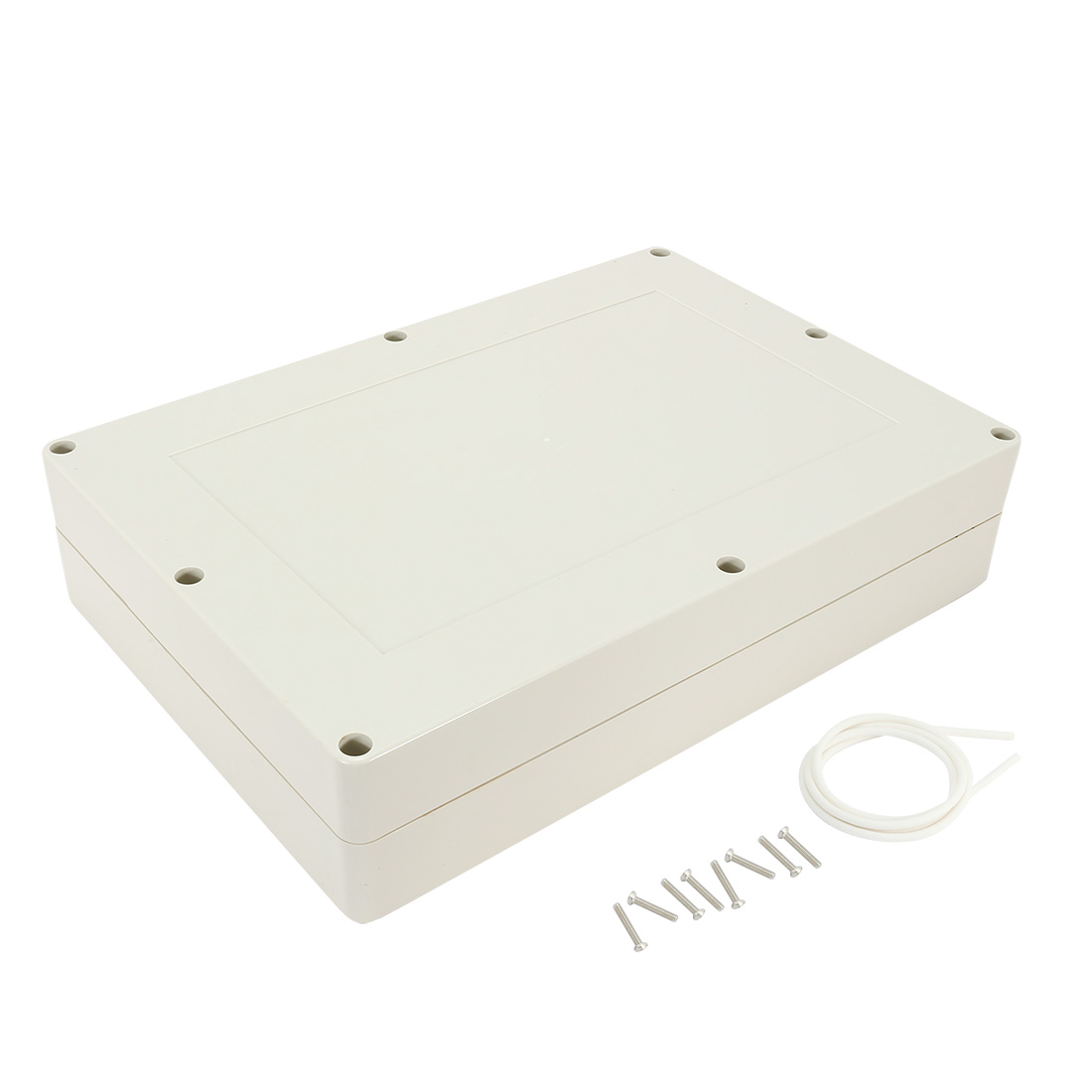 """15""""x10.2""""x3.4""""(380mmx260mmx85mm) ABS Junction Box Universal Electric Project Enclosure"""