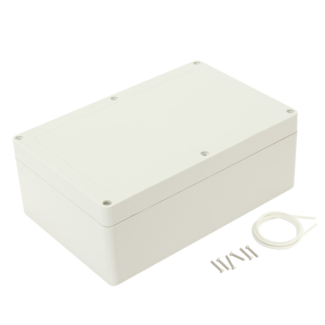"""9""""x5.9""""x3.43"""" ABS Junction Box Universal Electric Project Enclosure"""