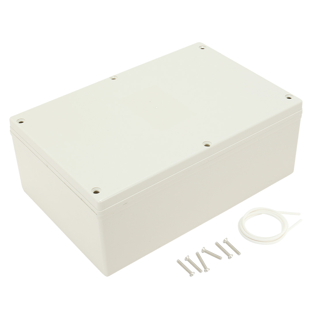 "9.5""x6.3""x3.54""(240mmx160mmx90mm) ABS Junction Box Universal Electric Project Enclosure"