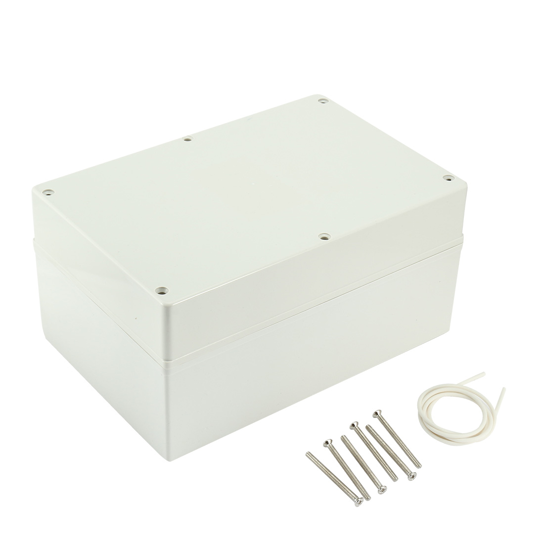 "9.5""x6.3""x4.7""(240mmx160mmx120mm) ABS Junction Box Universal Electric Project Enclosure"