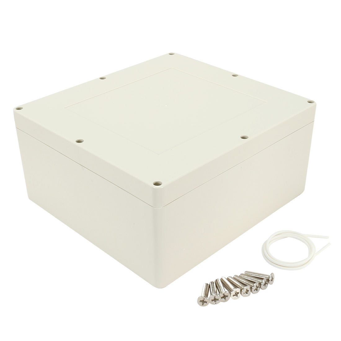 "12""x11""x5.5""(300mmx280mmx140mm) ABS Junction Box Universal Electric Project Enclosure"