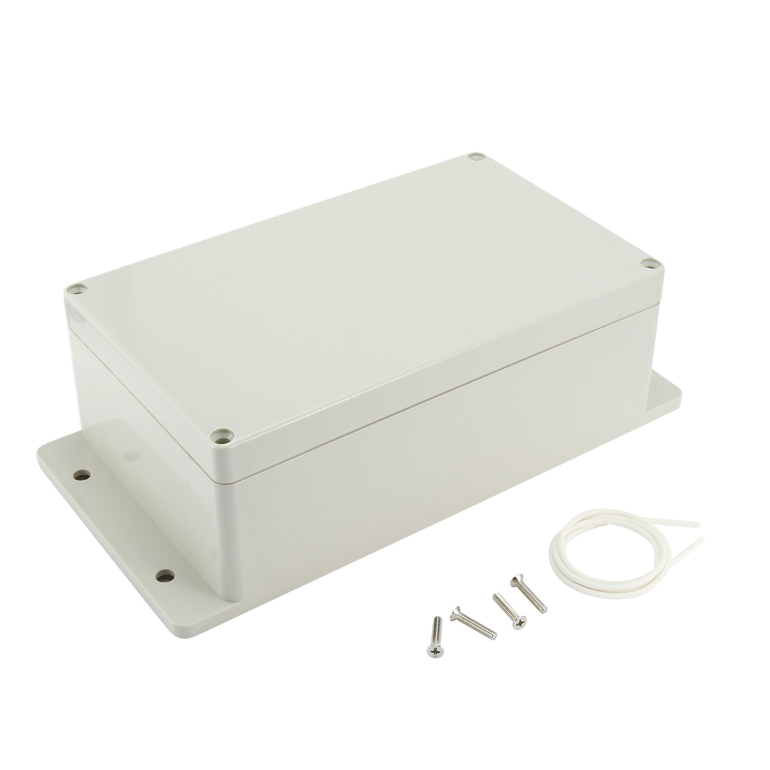 "7.9""x4.7""x2.95"" ABS Junction Box Universal Electric Project Enclosure"