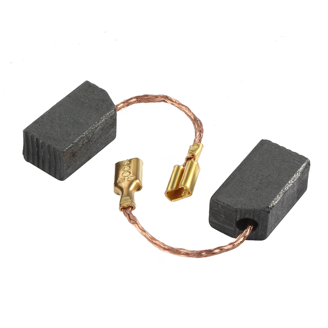 Pair Carbon Motor Brushes Spare Part Power Tool 6mm x 8mm x 14mm