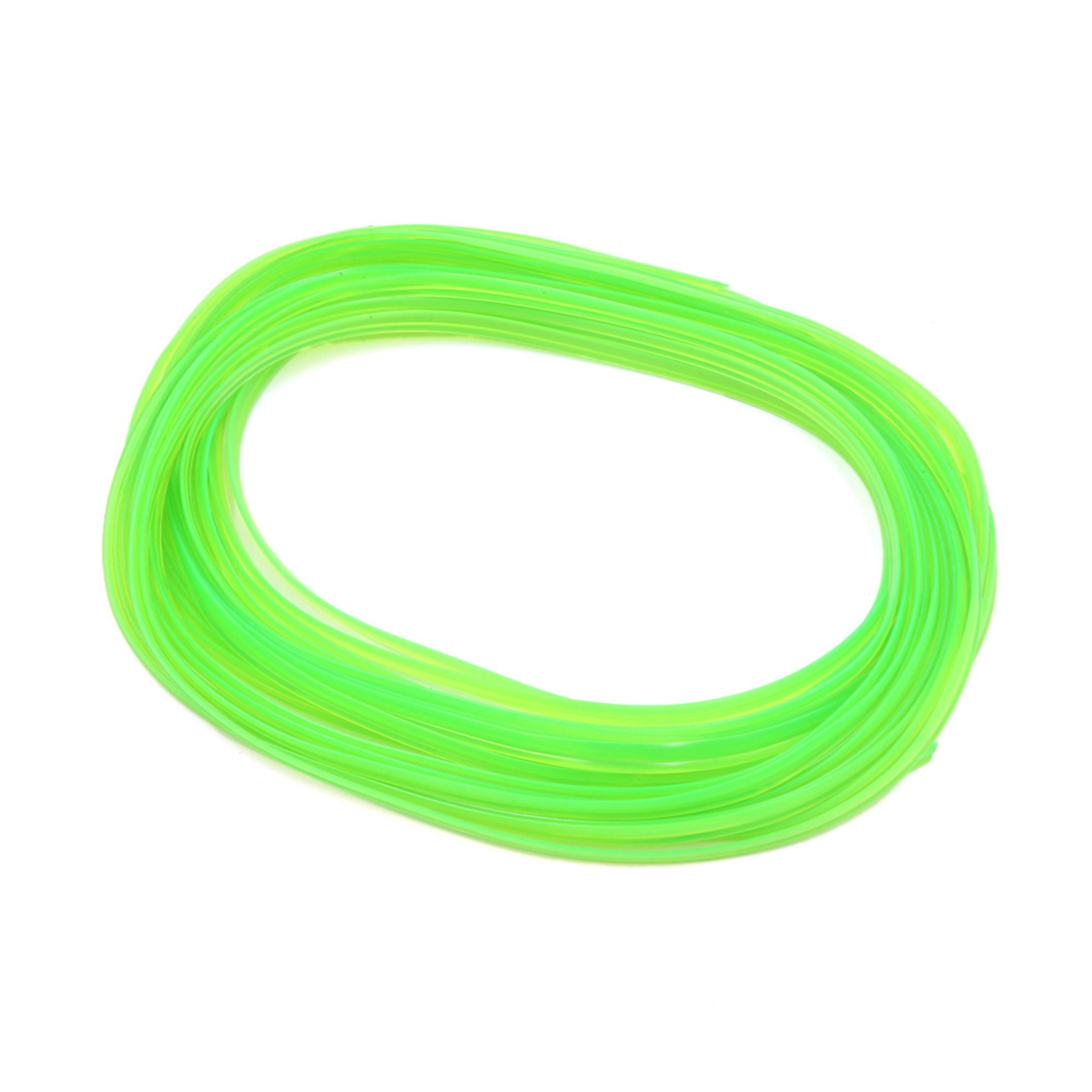 Green Car Interior Exterior Decoration Moulding Trim Strip Line 10M Lenght