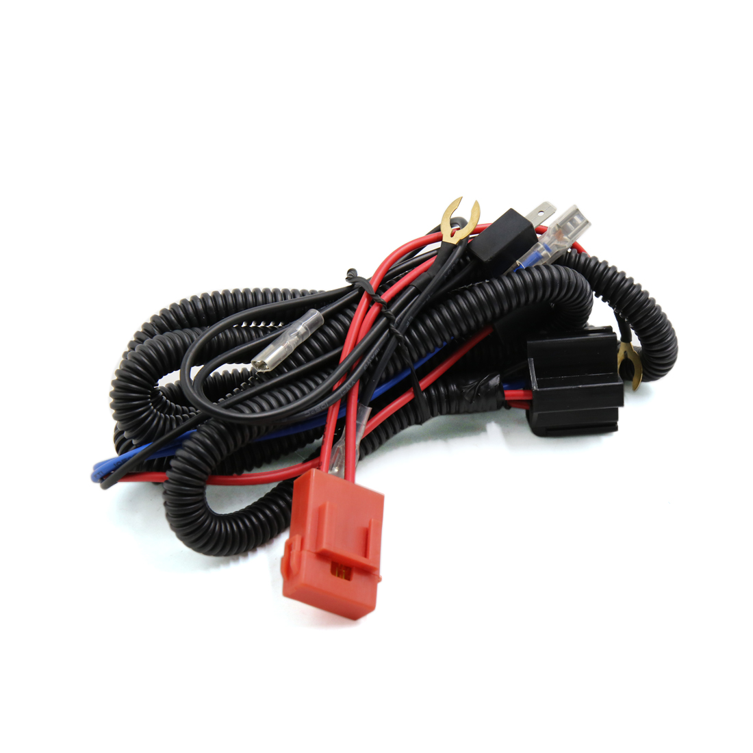 Car Vehicle Horn Speaker Wiring Female Terminal Adapter Connector