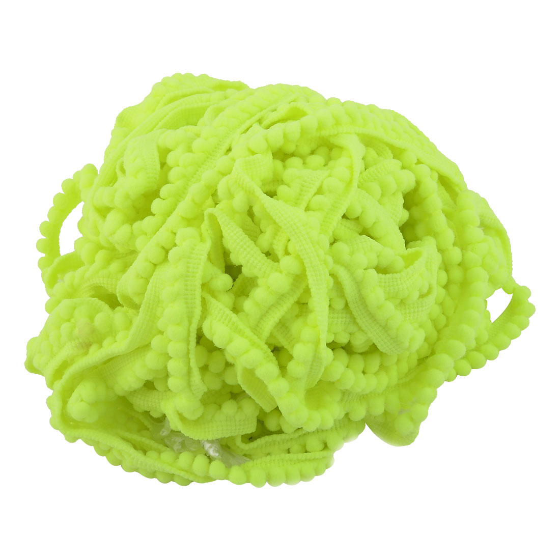 Home Cotton Blends DIY Sewing Clothing Shirt Dress Ornament Fringe Trimming Green Yellow