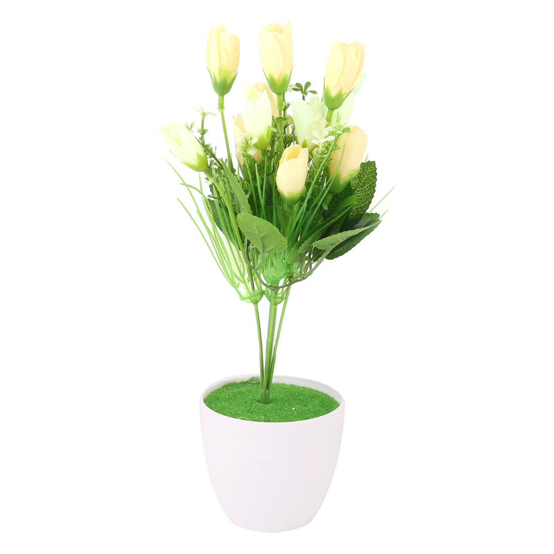 Meeting Room Rural Style DIY Handcraft Decor Artificial Simulation Flower Plant