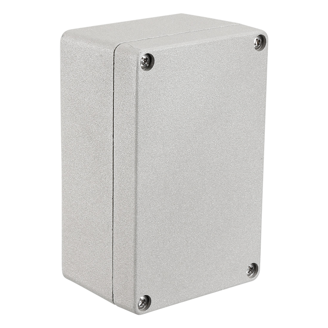 "4.9""x3.2""x2.3""(125mmx80mmx58mm) Aluminum Junction Box Universal Electric Project Enclosure"