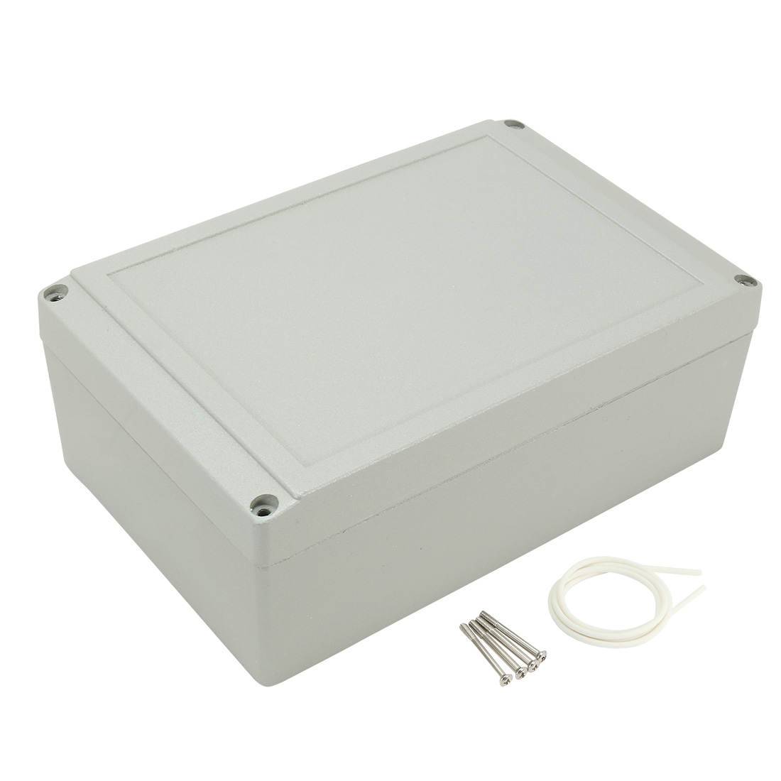 "7.9""x5.1""x3.2""(200mmx130mmx80mm) Aluminum Junction Box Universal Electric Project Enclosure"