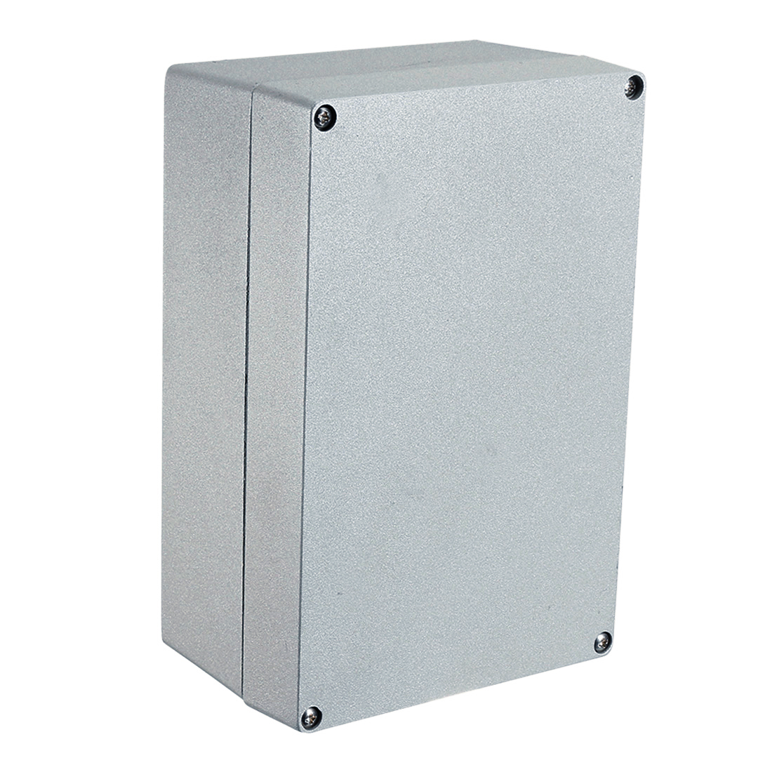 """7.9""""x5.1""""x3.5""""(200mmx130mmx88mm) Aluminum Junction Box Universal Electric Project Enclosure"""