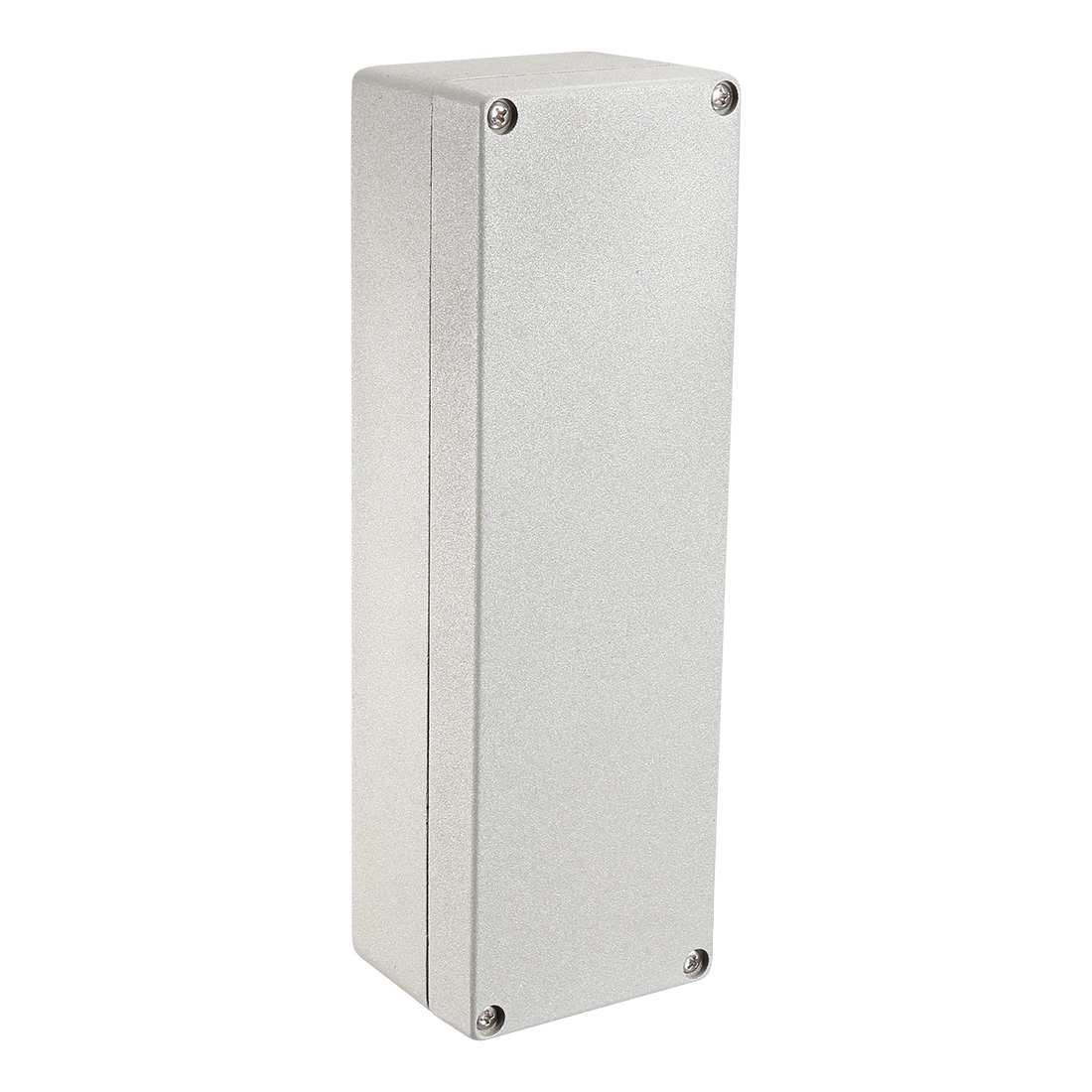 "9.8""x3.2""x2.5""(250mmx80mmx64mm) Aluminum Junction Box Universal Electric Project Enclosure"