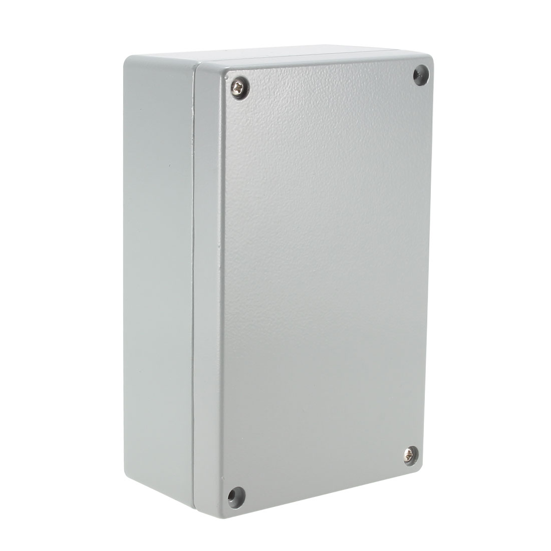 "6.3""x3.9""x2.3""(160mmx100mmx60mm) Aluminum Junction Box Universal Electric Project Enclosure"