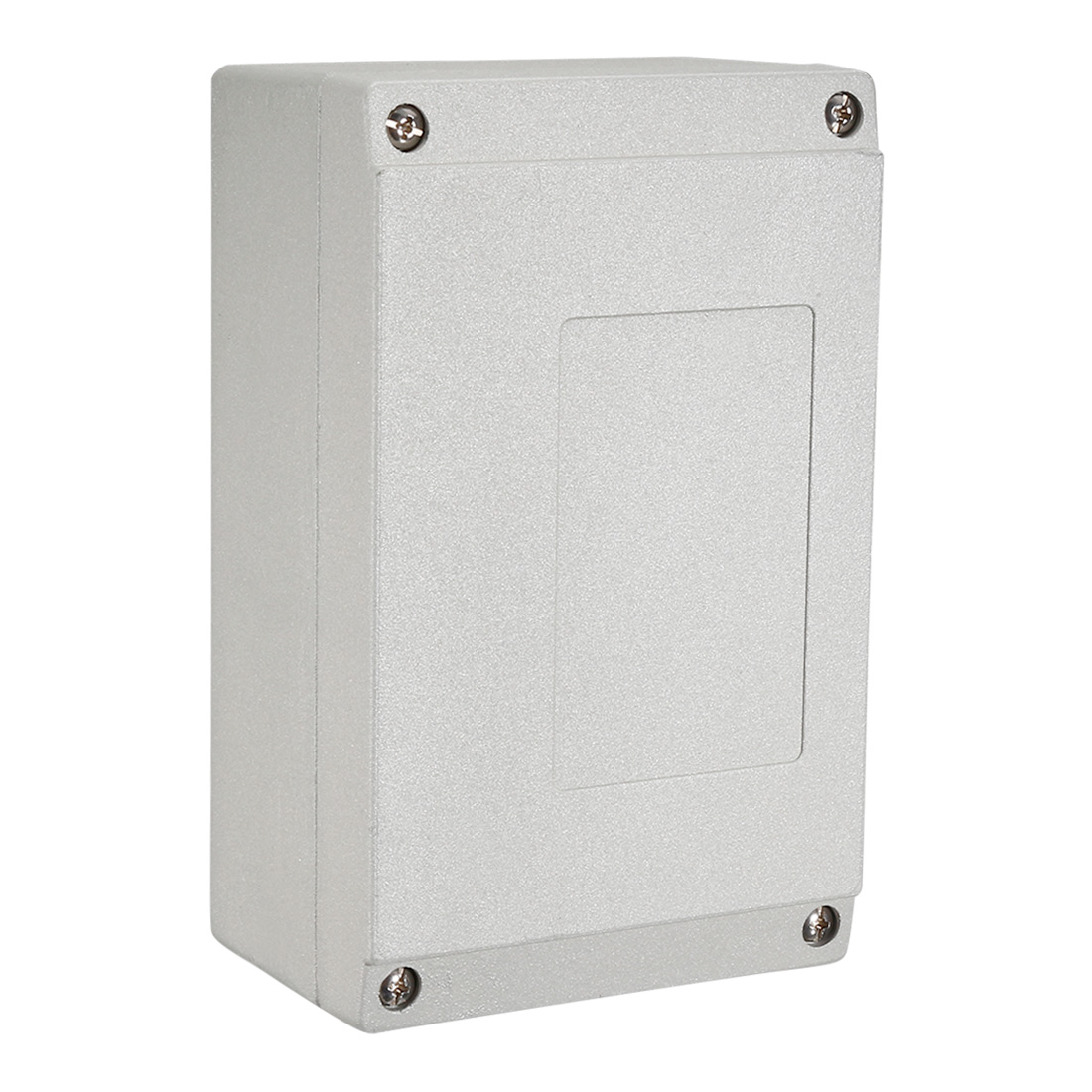 """6.3""""x3.9""""x2.5""""(160mmx100mmx65mm) Aluminum Junction Box Universal Electric Project Enclosure"""