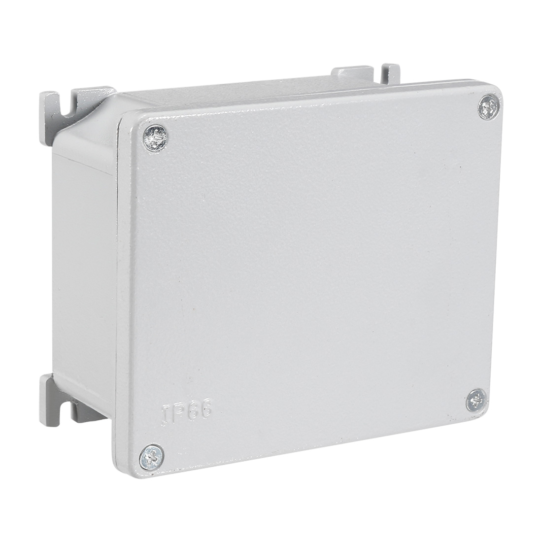 "5.5""x4.3""x2.3""(140mmx110mmx60mm) Aluminum Junction Box Universal Electric Project Enclosure"