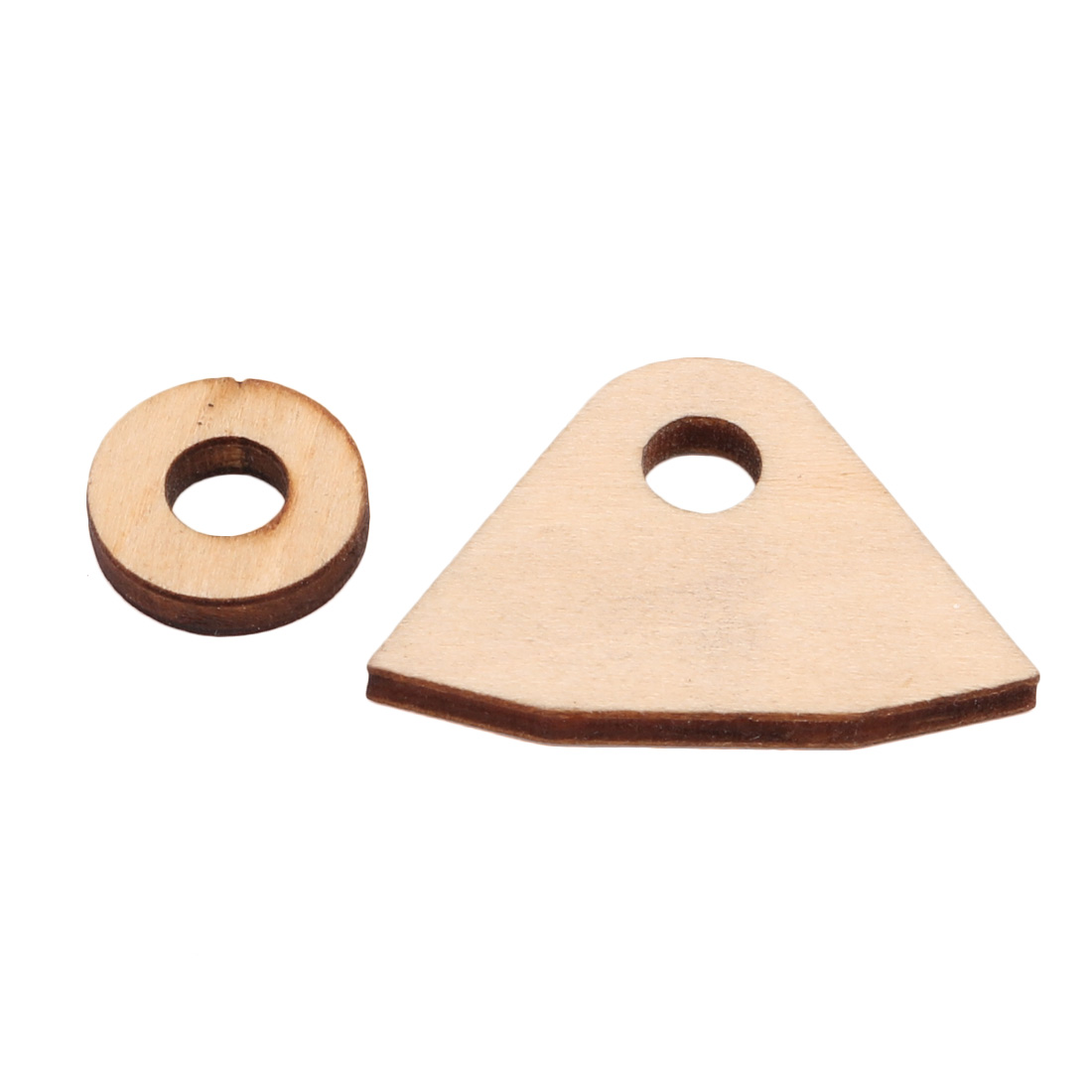 RC Brushless Motor Electric Boat Wooden Mount Stand for 4mm Shaft