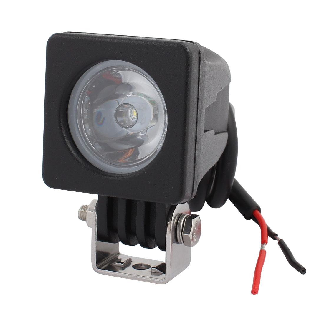 10W DC 9V-30V Single LED Bulb Spotlight Working Lamp for Hotel Hall Lighting