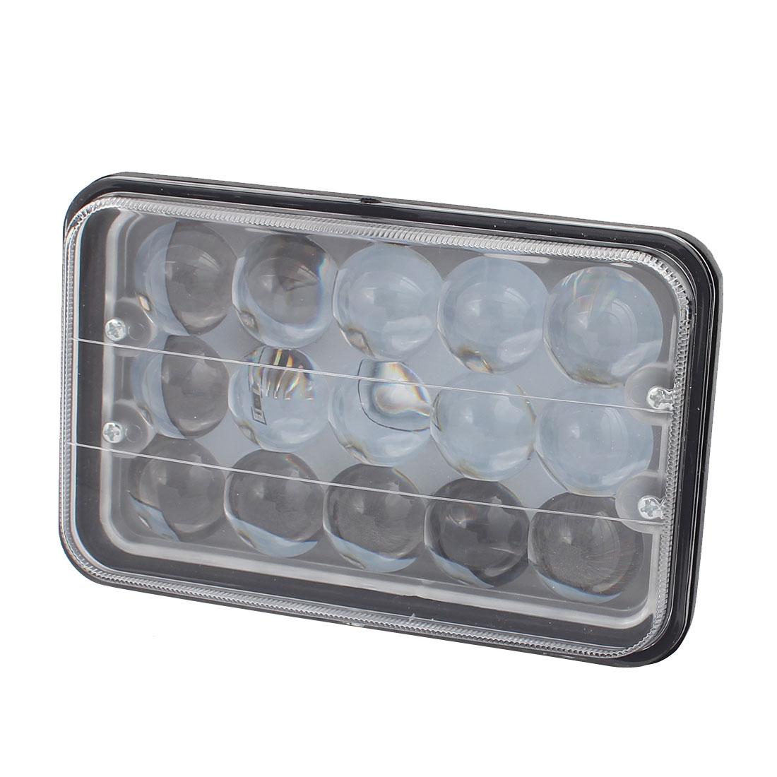 45W DC 9V-30V 15 LED Bulb Spotlight Working Lamp for Truck Car Hotel Hall