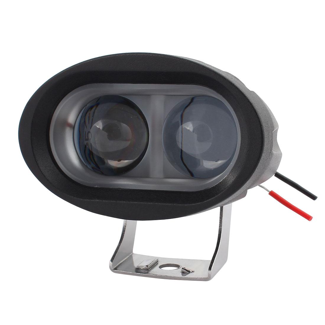 20W DC 10V-30V 2 LED Bulb Spotlight Working Lamp for Hall Lighting