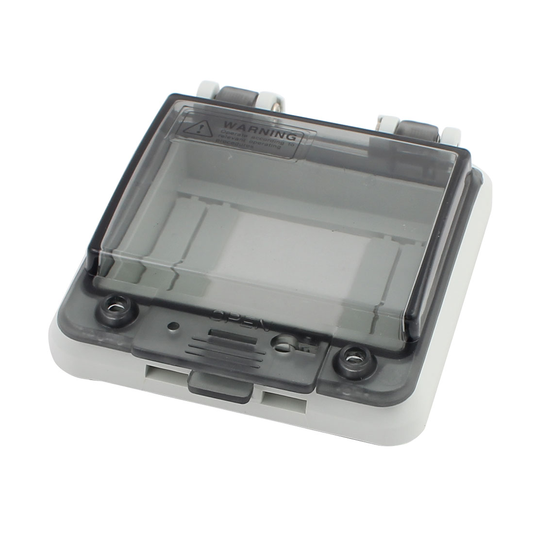 PWH-0404 93mmx92mmx43mm Cover for Junction Box Enclosure
