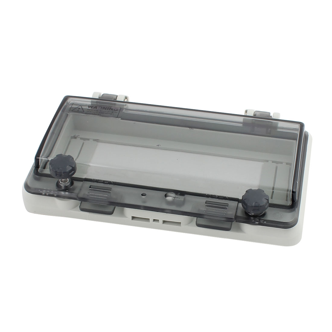 PWH-0408 163mm x 95mm x 43mm Waterproof Transparent Rectangle Box Cover