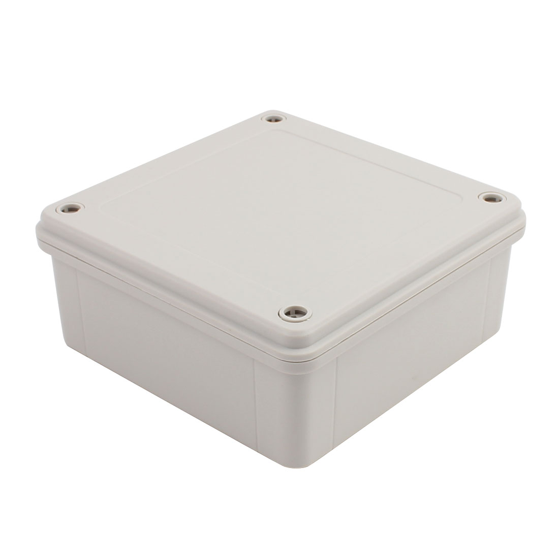 145mm x 145mm x 60mm ABS Enclosure DIY Junction Box Case Gray