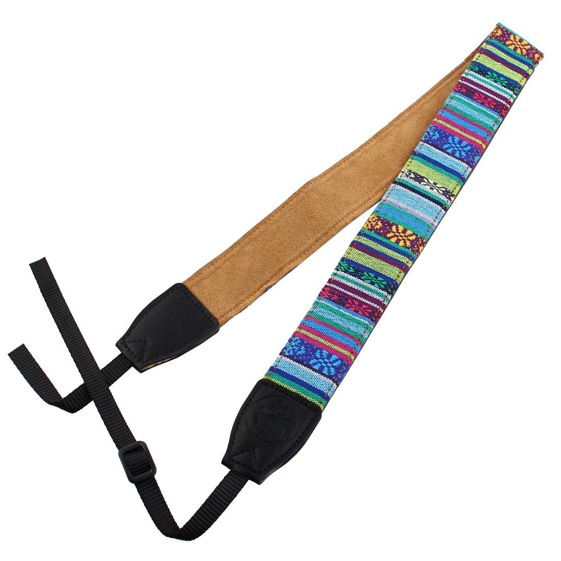 SHETU Authorized Universal Ethnic Customs Camera Shoulder Neck Strap #6 for DSLR
