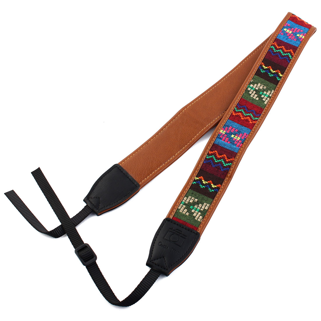 SHETU Authorized Universal Camera Shoulder Neck Strap Multicolor for DSLR SLR