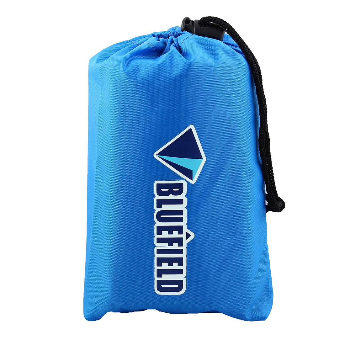 Bluefield Authorized Travel Outdoor Water Resistant Picnic Blanket Foldable Camping Mat Pad Blue