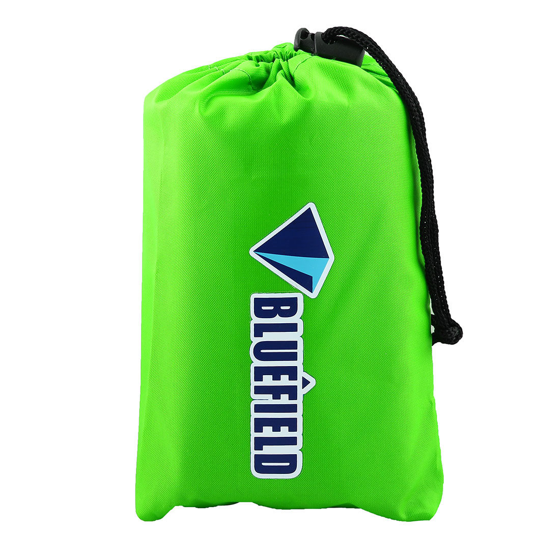 Bluefield Authorized Hiking Outdoor Water Resistant Picnic Blanket Foldable Camping Mat Pad Green