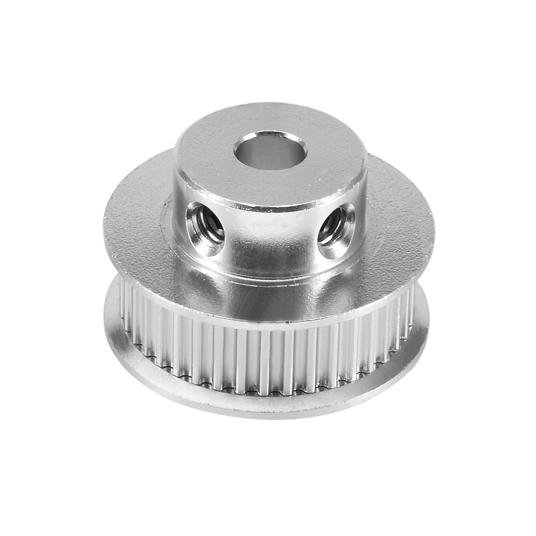 Aluminum GT2 36 Teeth 5mm Bore Timing Belt Pulley Flange Synchronous Wheel for 3D Printer