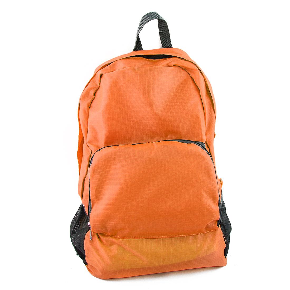 Lightweight Packable Pack Outdoor Travel Backpack Hiking Camping Daypack Sport Bag Orange 20L