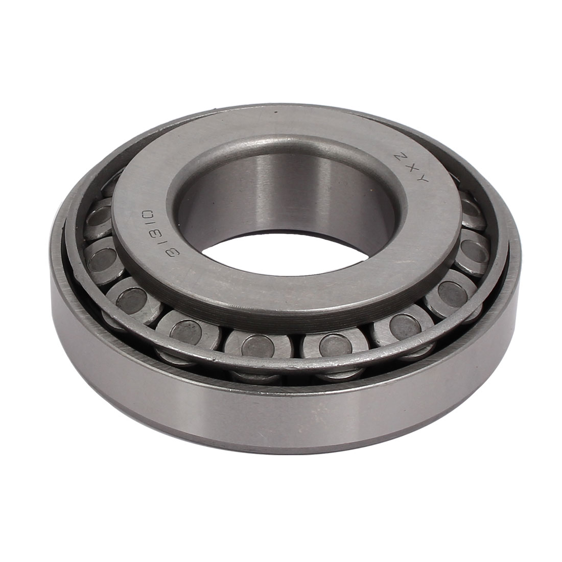 110mmx50mmx30mm 31310 Single Row Tapered Roller Bearing Silver Tone