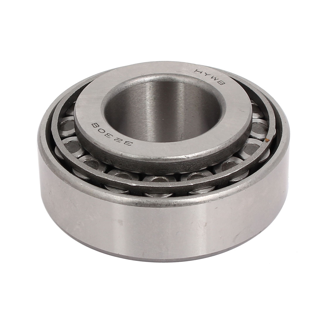 90mmx40mmx35mm 32308 Single Row Tapered Roller Bearing Silver Tone
