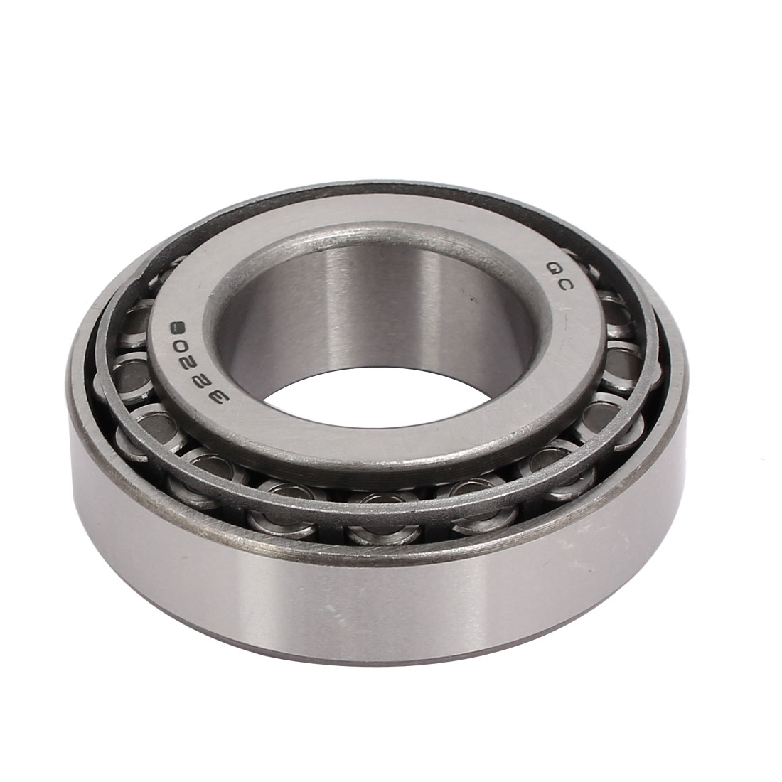 80mmx40mmx25mm 32208 Single Row Tapered Roller Bearing Silver Tone