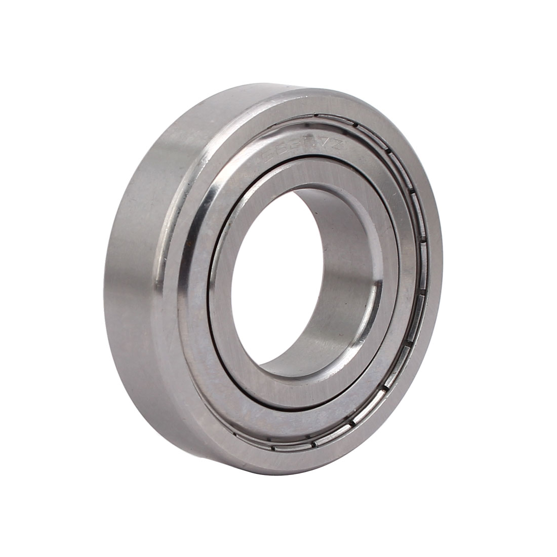 6207 72mmx35mmx17mm Stainless Steel Shielded Deep Groove Radial Ball Bearing