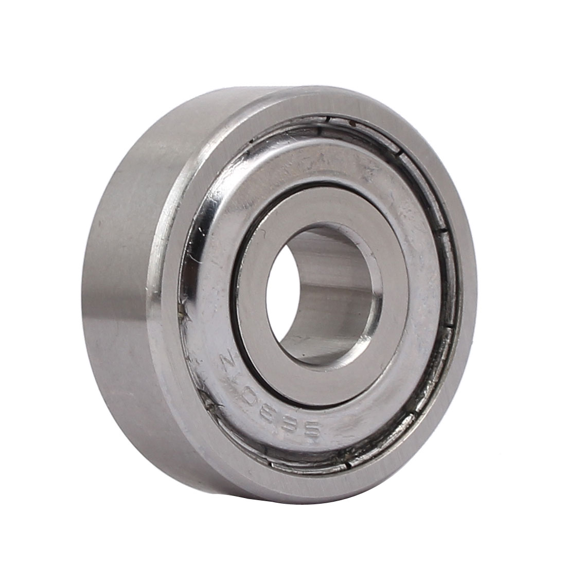 6301Z 37mmx12mmx12mm Stainless Steel Shielded Deep Groove Radial Ball Bearing