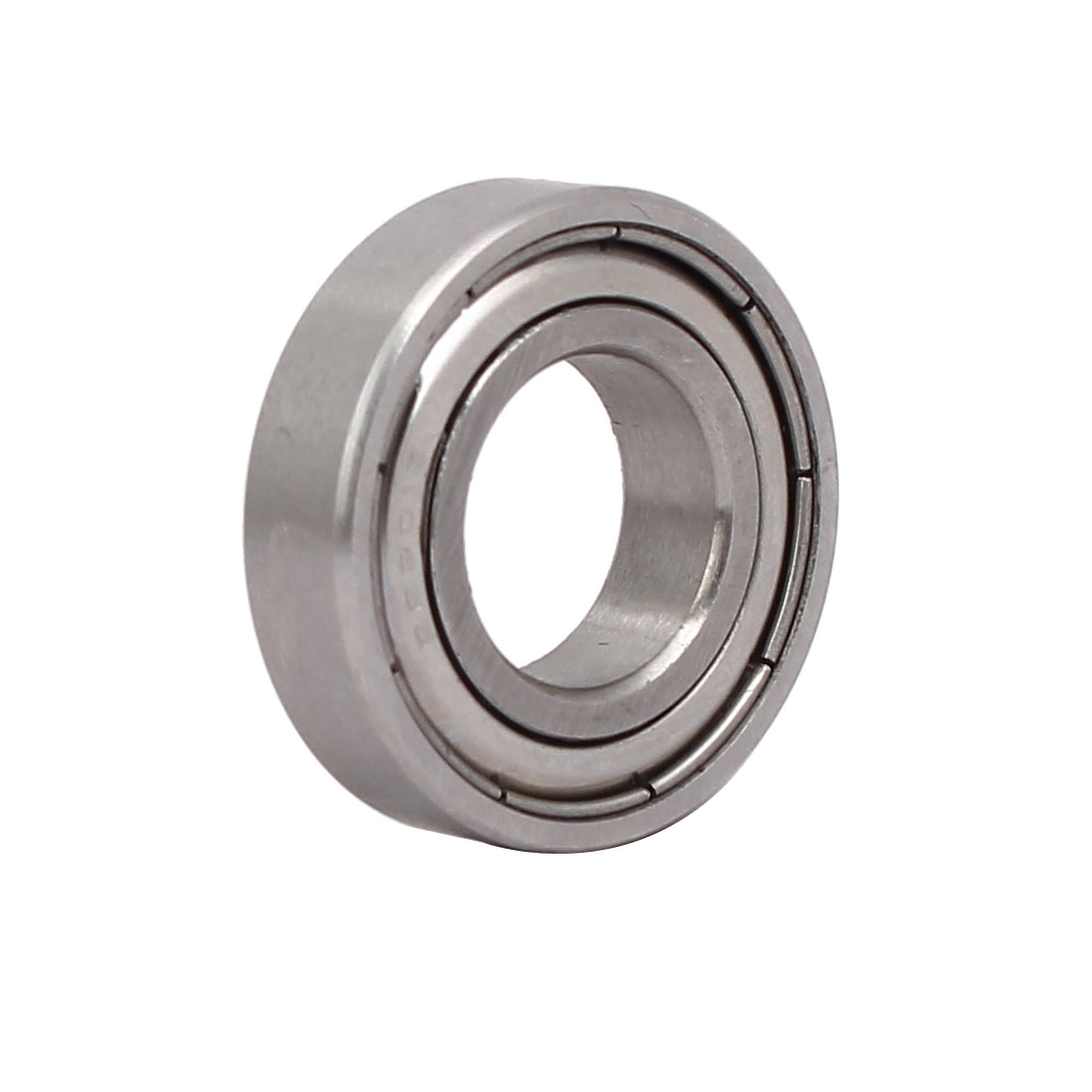 24mmx12mmx6mm 6901 Stainless Steel Shielded Deep Groove Radial Ball Bearing