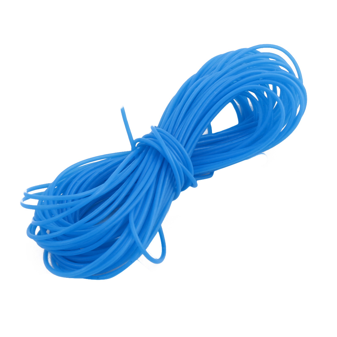 0.3mmx0.6mm PTFE Resistant High Temperature Blue Tubing 10 Meters 32.8Ft
