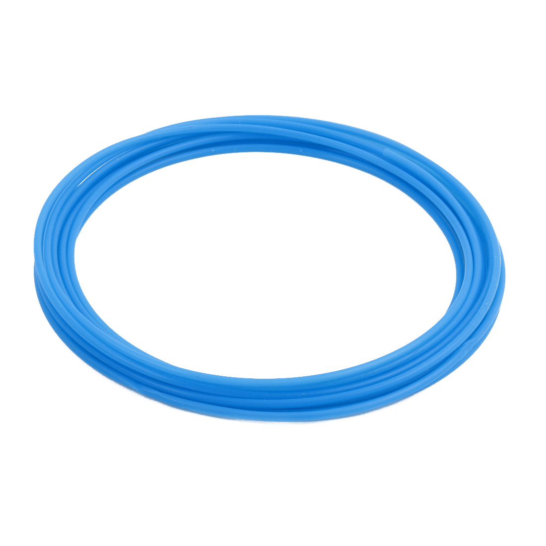 2.16mmx2.56mm PTFE Resistant High Temperature Blue Tubing 5 Meters 16.4Ft