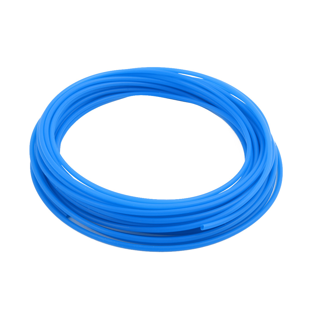 2.69mmx3.09mm PTFE Resistant High Temperature Blue Tubing 10 Meters 32.8Ft