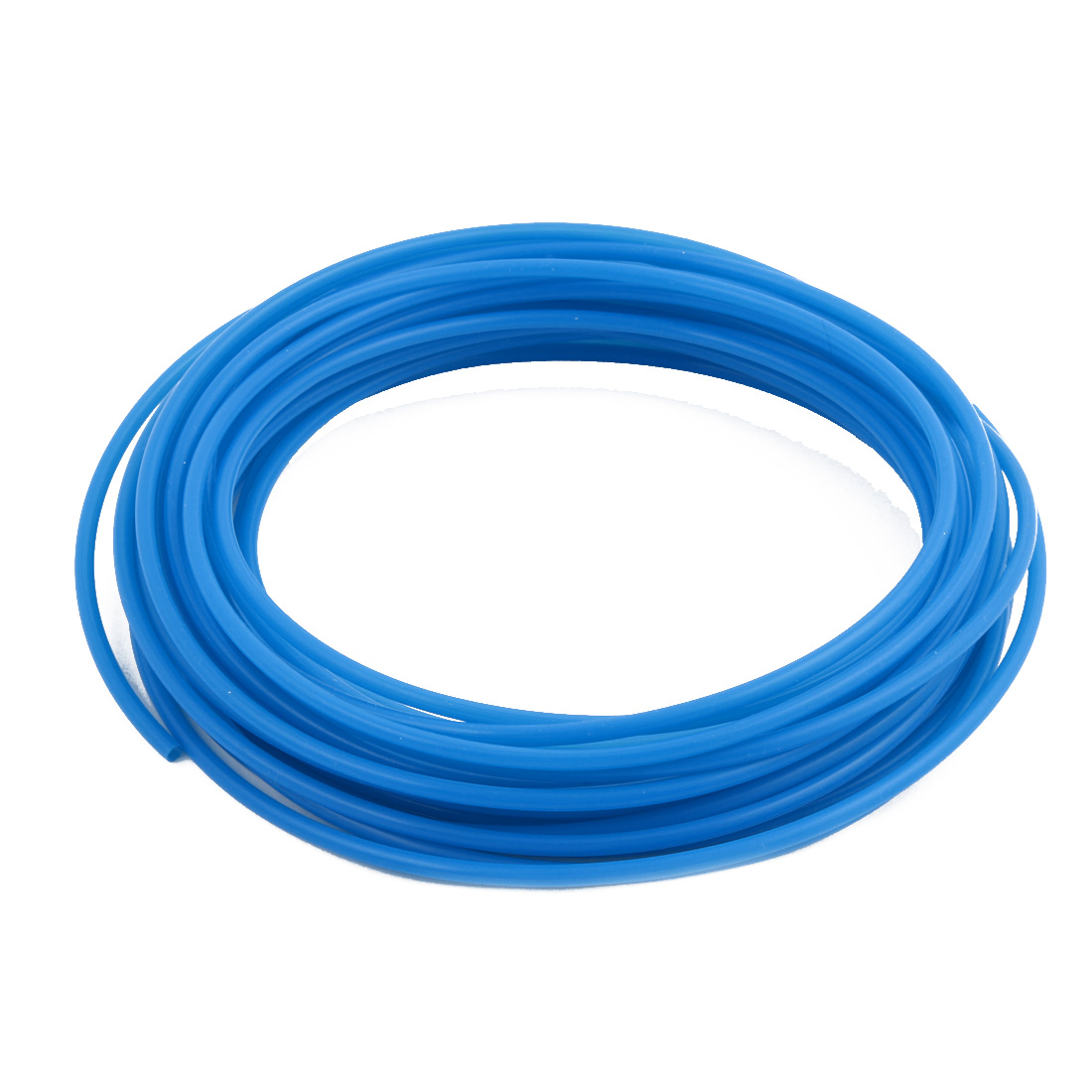 3.38mmx3.78mm PTFE Resistant High Temperature Blue Tubing 10 Meters 32.8Ft