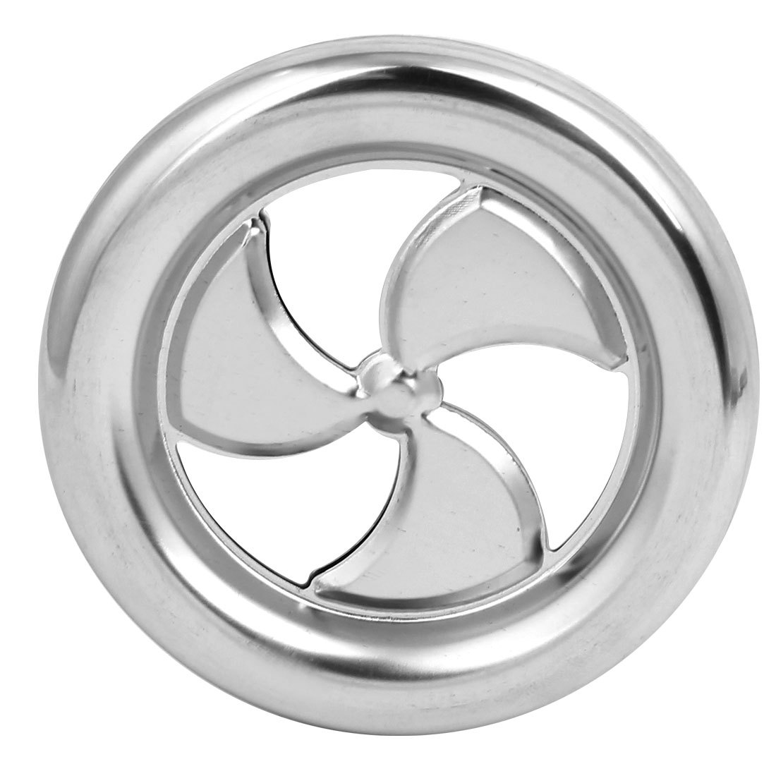 4-inch 304 Stainless Steel Rail Fence Round Decor Fitting