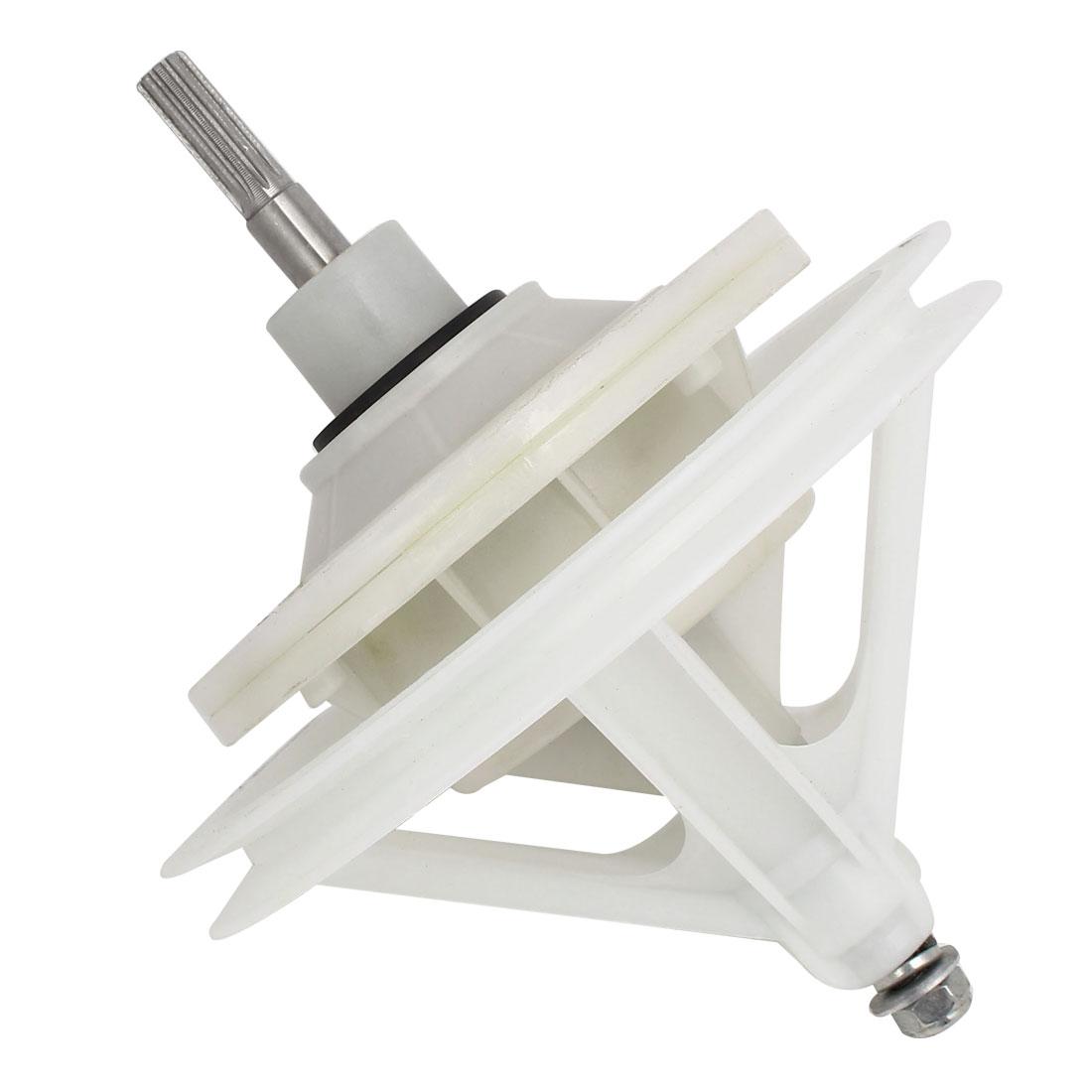 45mm Shaft Washing Machine Transmission 10 Splines Shaft 4 Hole Base 170mmx210mm
