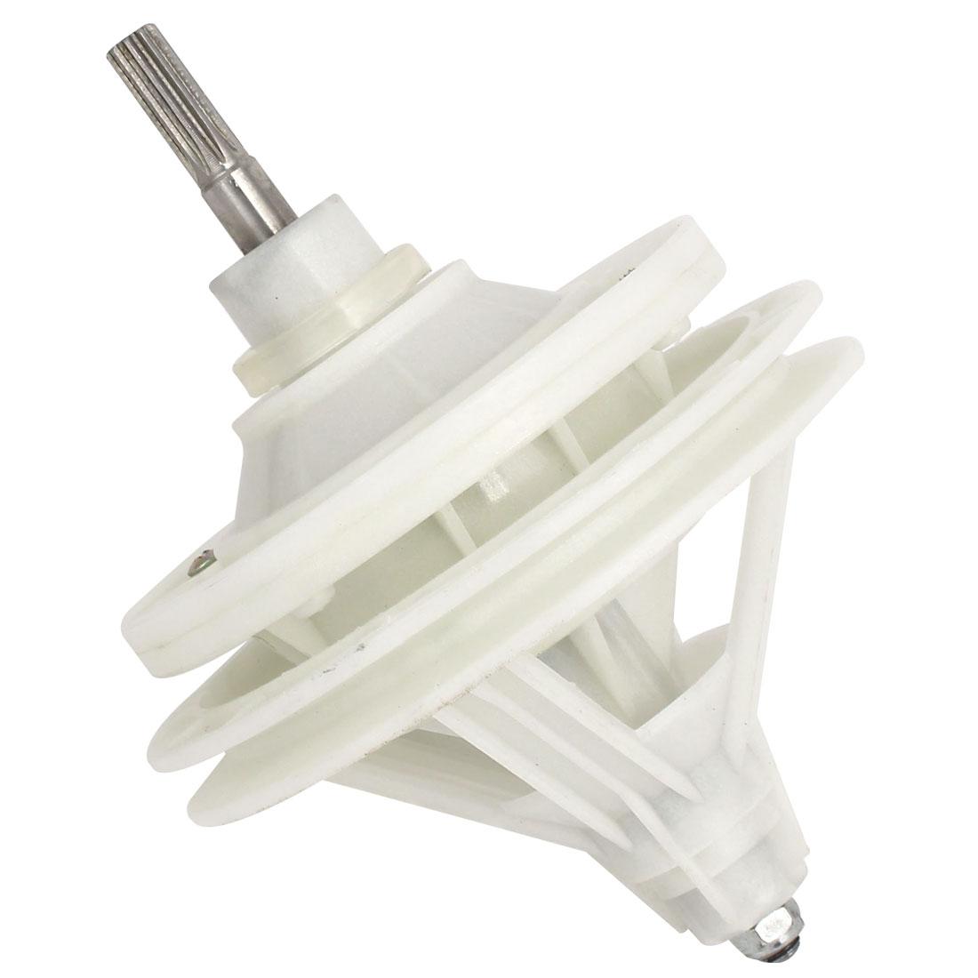 45mm Shaft Washing Machine Transmission 10 Splines Shaft 4 Hole Base 147mmx205mm