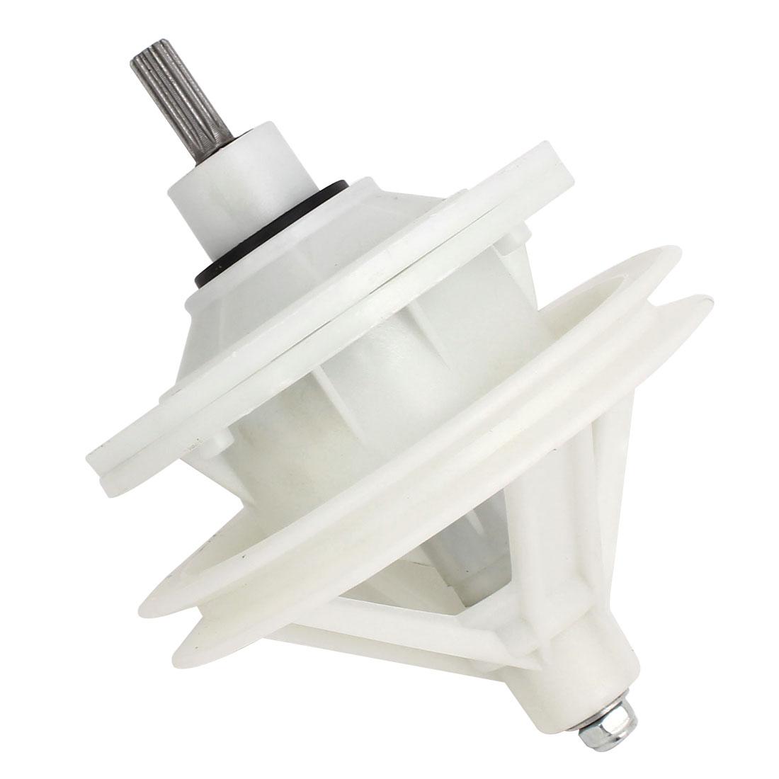 30mm Shaft Washing Machine Transmission 10 Splines Shaft 4 Hole Base 149mmx190mm